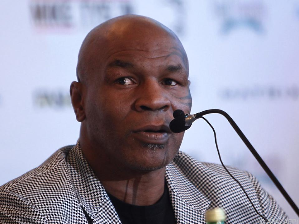 Der Ex-Boxer ist ins Marihuana-Geschäft eingestiegen