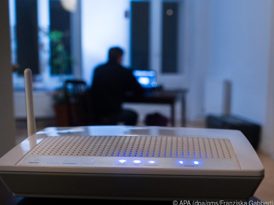 Der Verschlüsselungsstandard WPA2 für WLAN-Geräte ist nicht mehr sicher