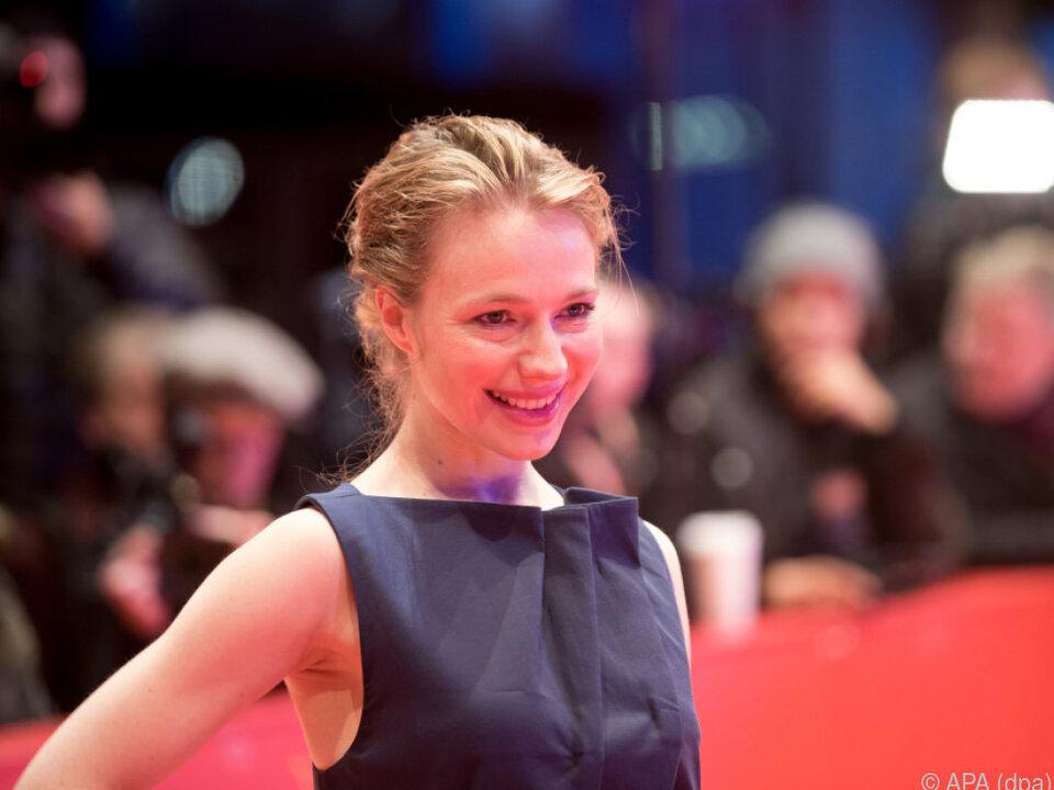 Deutsche Schauspielerin Anna Brüggemann
