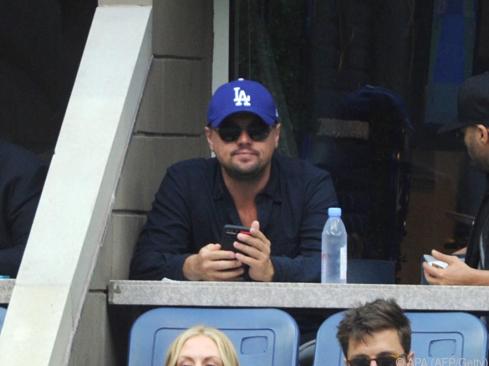 DiCaprio soll sich selbst spielen: Einen alternden Schauspieler
