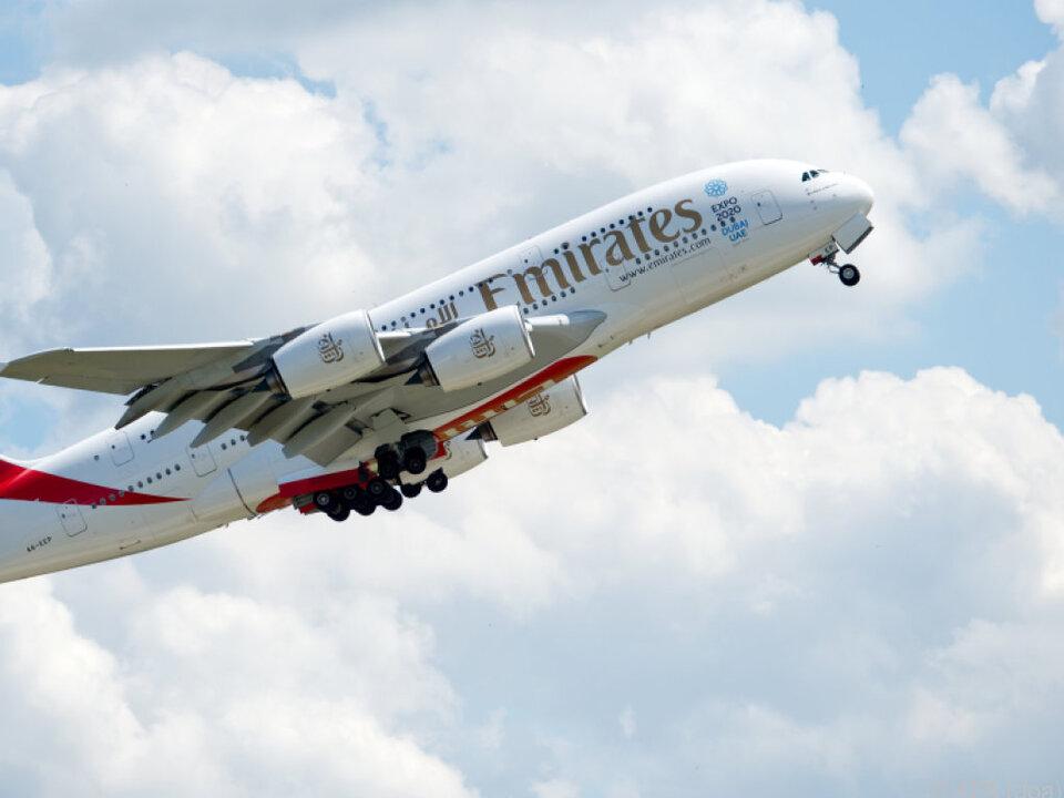 Die Airbus-Aktionäre zeigten sich erfreut
