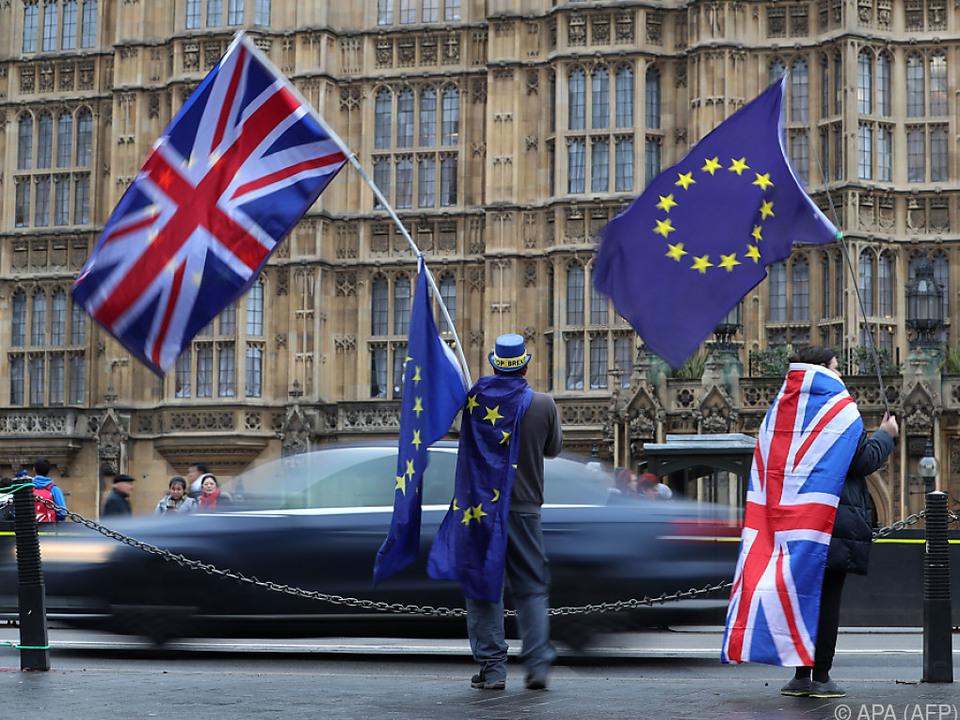 Die Brexit-Verhandlungen bleiben heikel