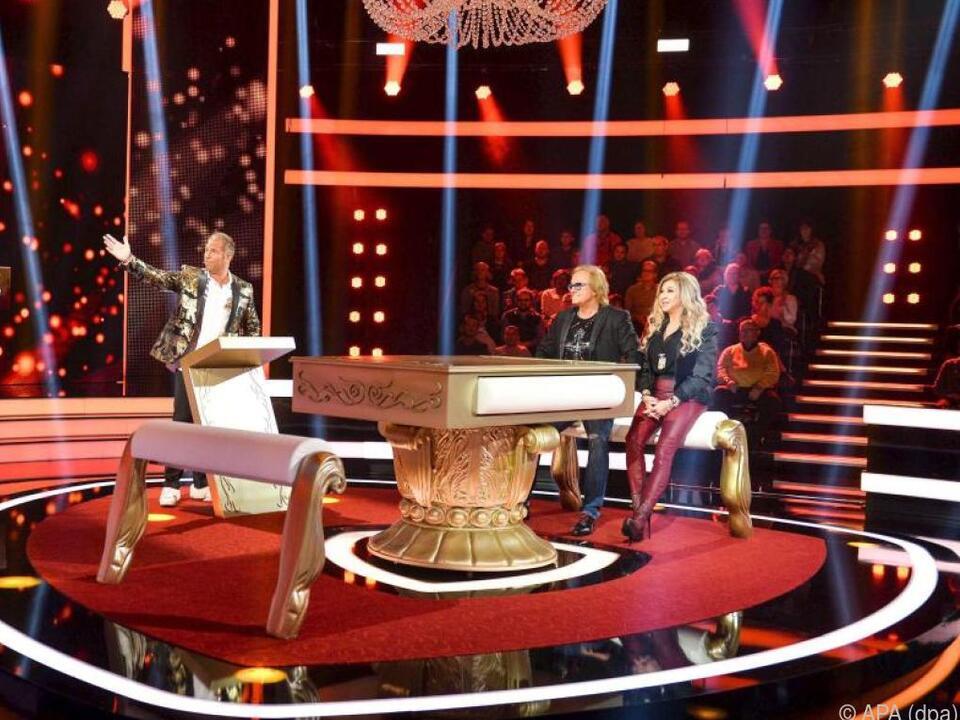Die Geissens bitten bei RTL II zum Spiel