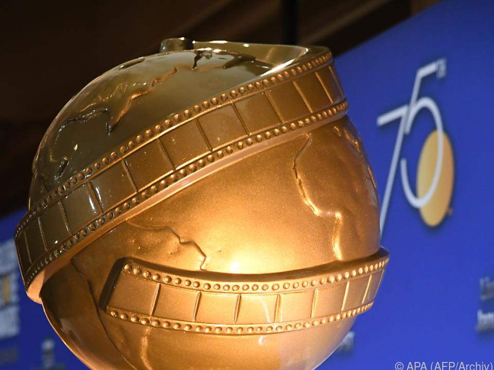 Die Golden Globes werden zum 75. Mal verliehen