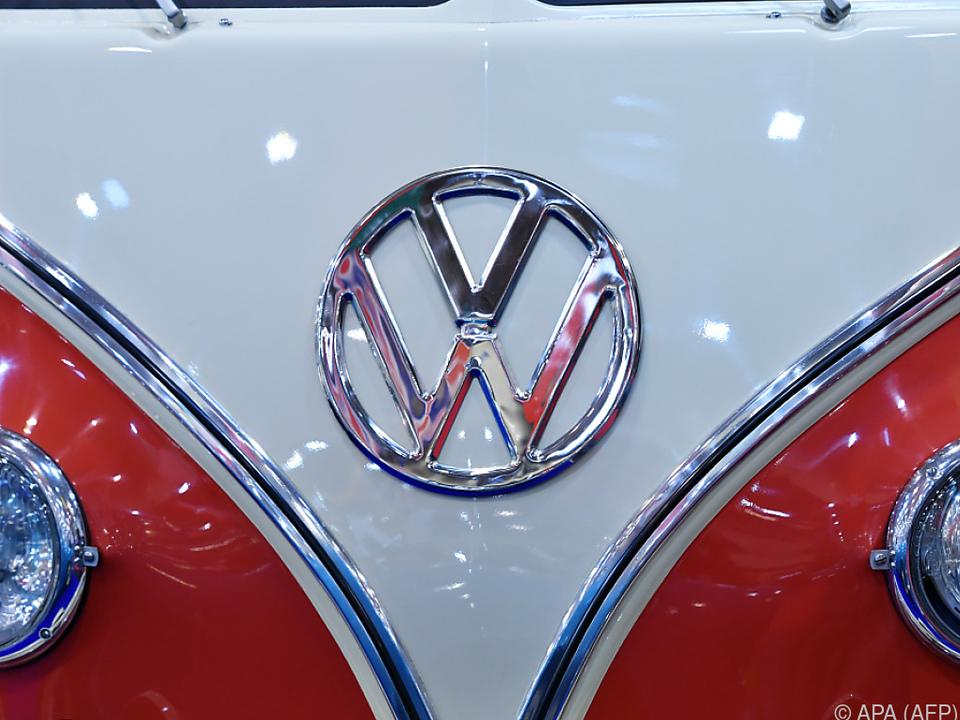 Die Käufer vertrauen VW noch immer