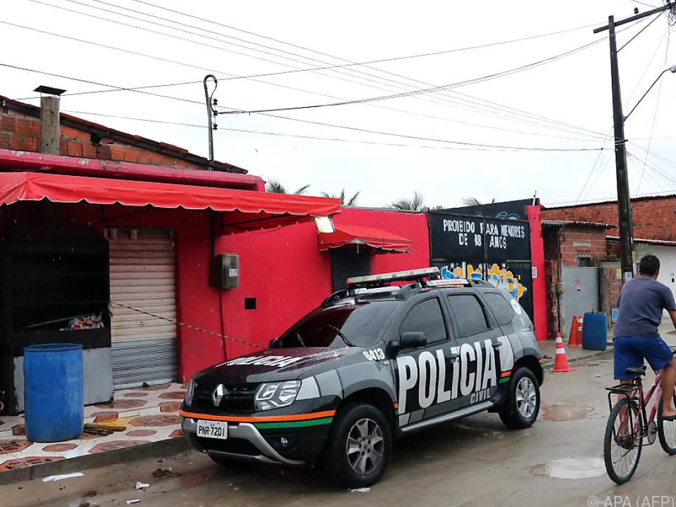 Die Polizei vermutet einen Bandenkrieg