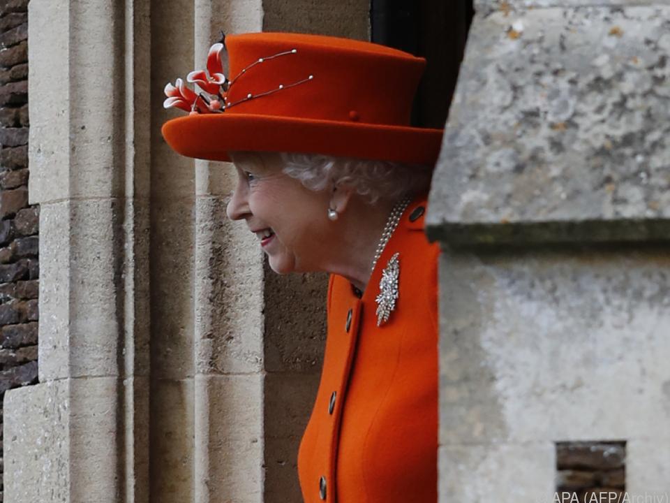 Die Queen erlebte die Krönung ihres Vaters als Elfjährige mit