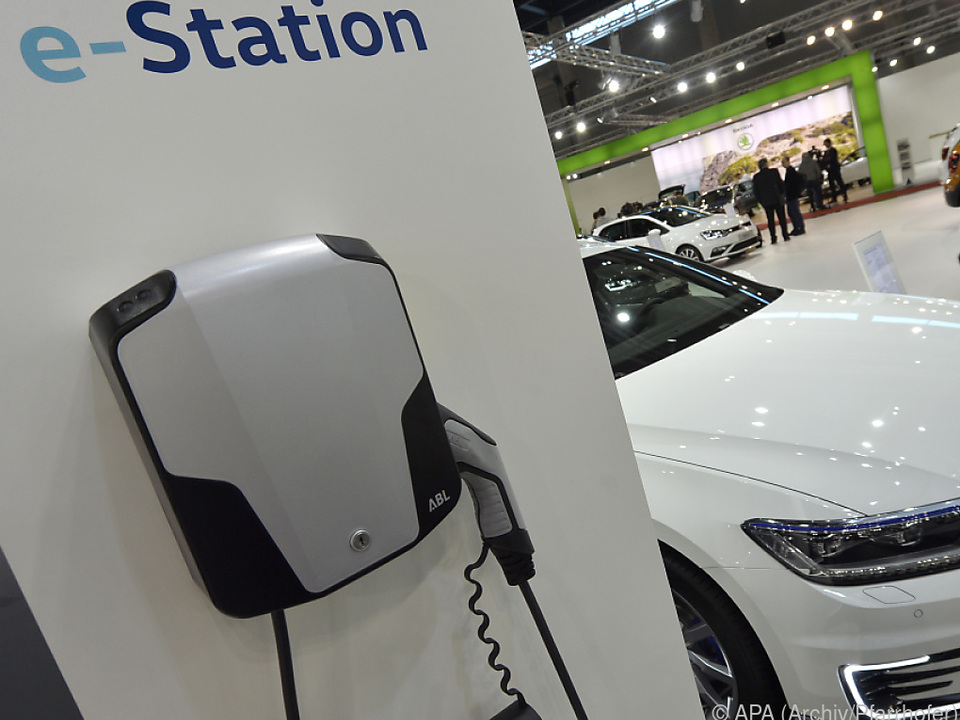 E-Autos dürften ein großes Thema sein