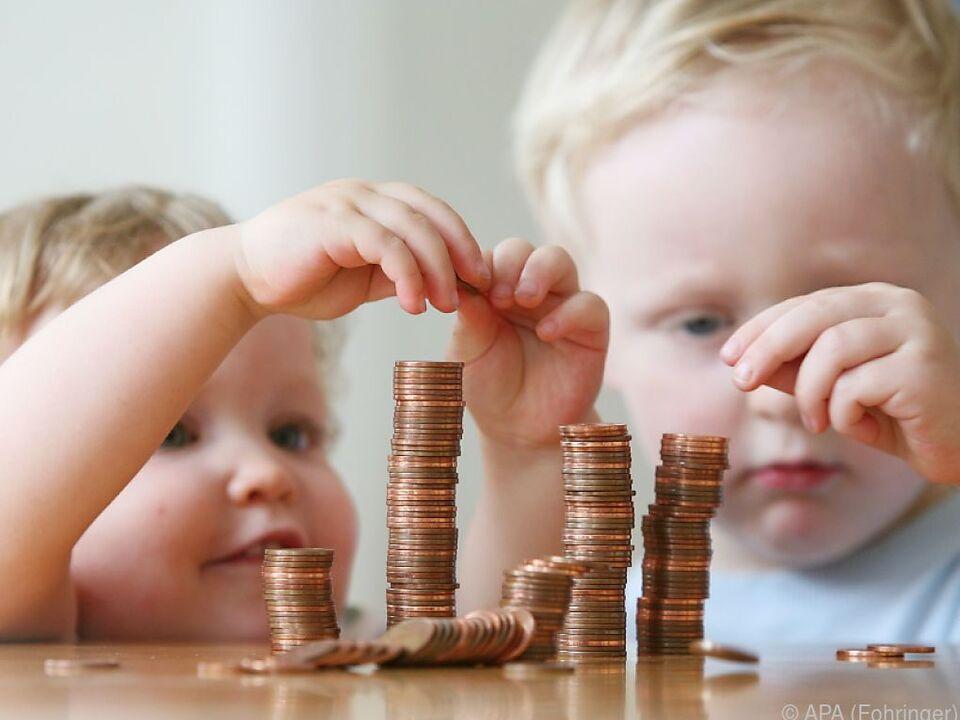 Einschnitte bei Familienbeihilfe bergen Risiken