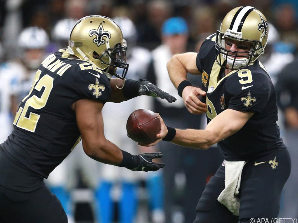 Erfolg für die New Orleans Saints