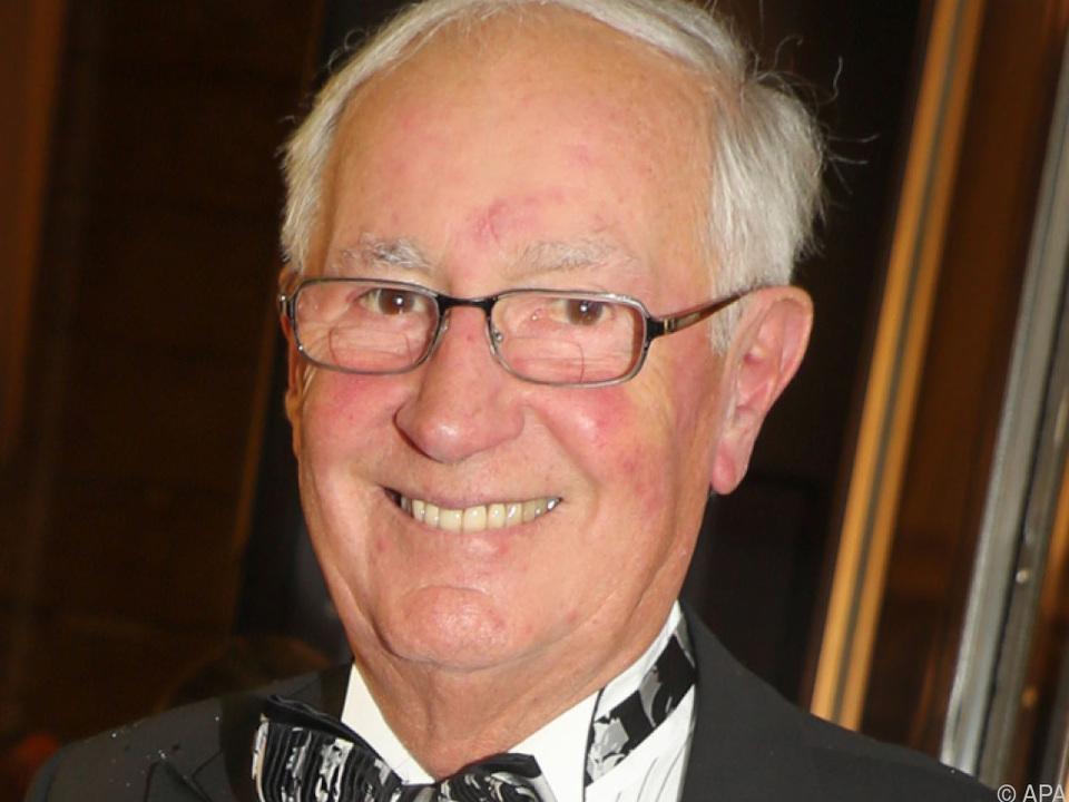 Erich Kellerhals war Ende Dezember verstorben