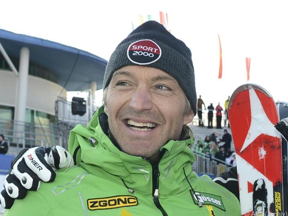 Ex-Skirennläufer Knauß siegte