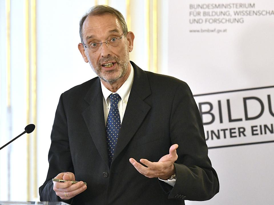 Faßmann stellte Konzept zur Deutschförderklasse vor