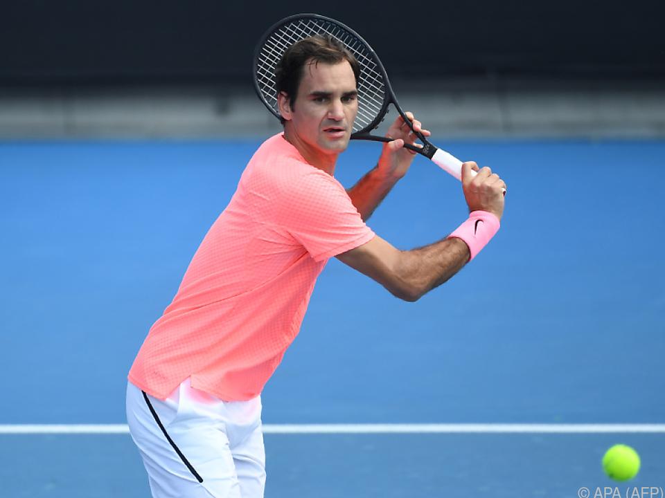 Federer geht als Favorit ins Finale