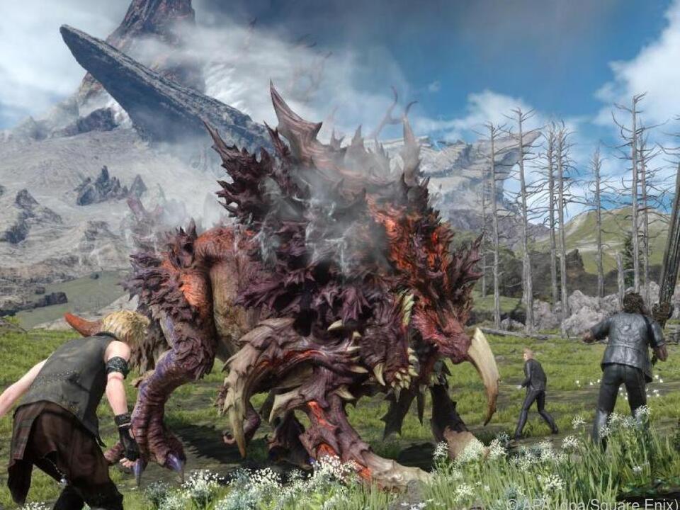 Final Fantasy XV fordert dem PC einiges an Rechenleistung ab