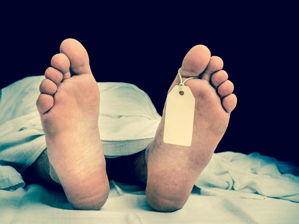 tot tod leiche autopsie operation obduktion mord  gewalt sym