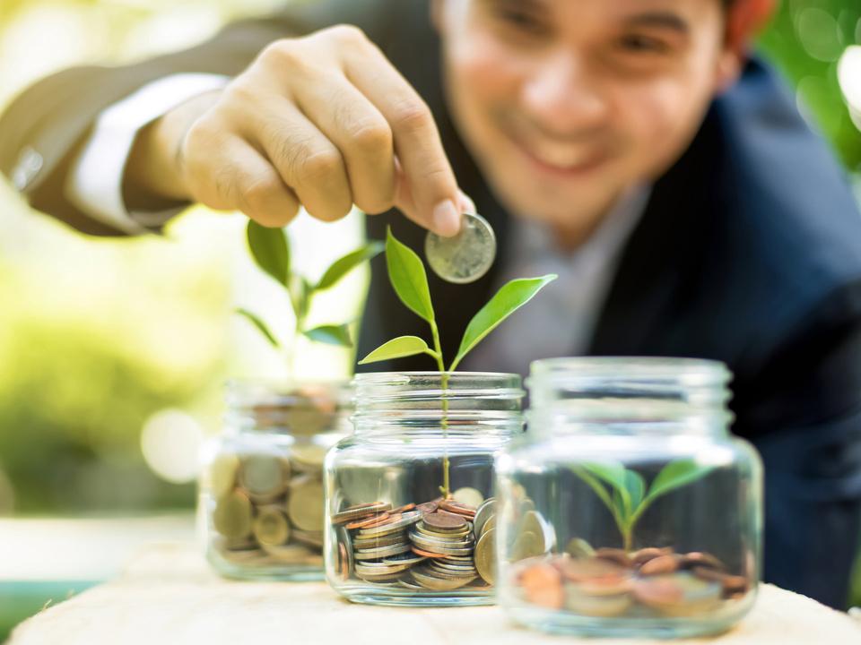 Wohlstand Wachstum