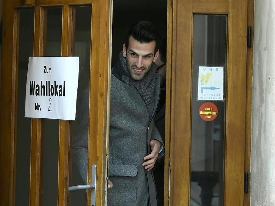 Für Udo Landbauer bleibt die Tür zum Regierungsamt wohl geschlossen