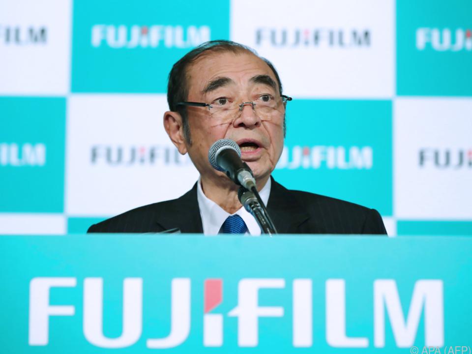 Fujifilm fängt Xerox auf