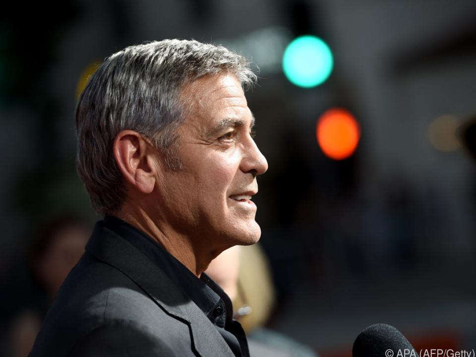 George Clooney: Erste Serienrolle seit \