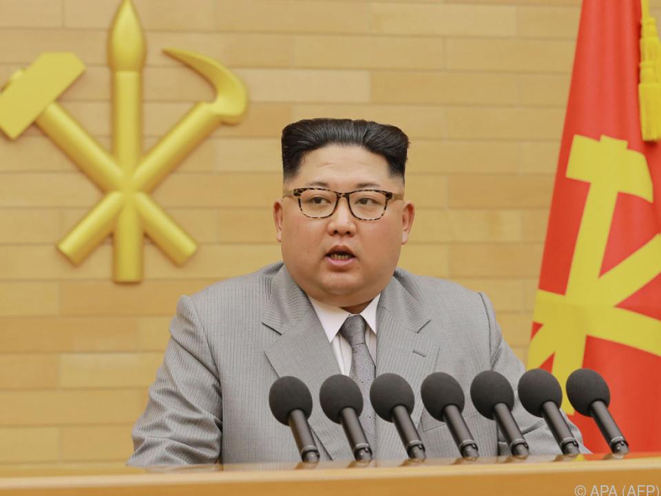 Gibt es Gespräche zwischen Trump und Jong-un?