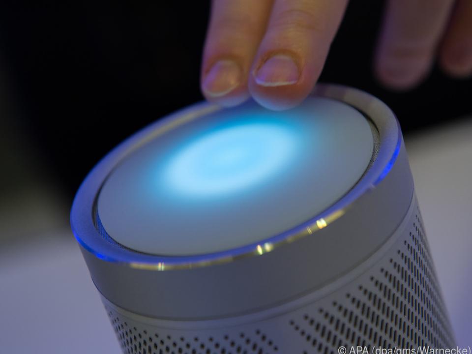 Auch dieser Lautsprecher lässt sich per Sprache steuern