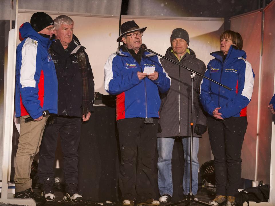 IBU Open European championships biathlon, training, Ridnaun (ITA)