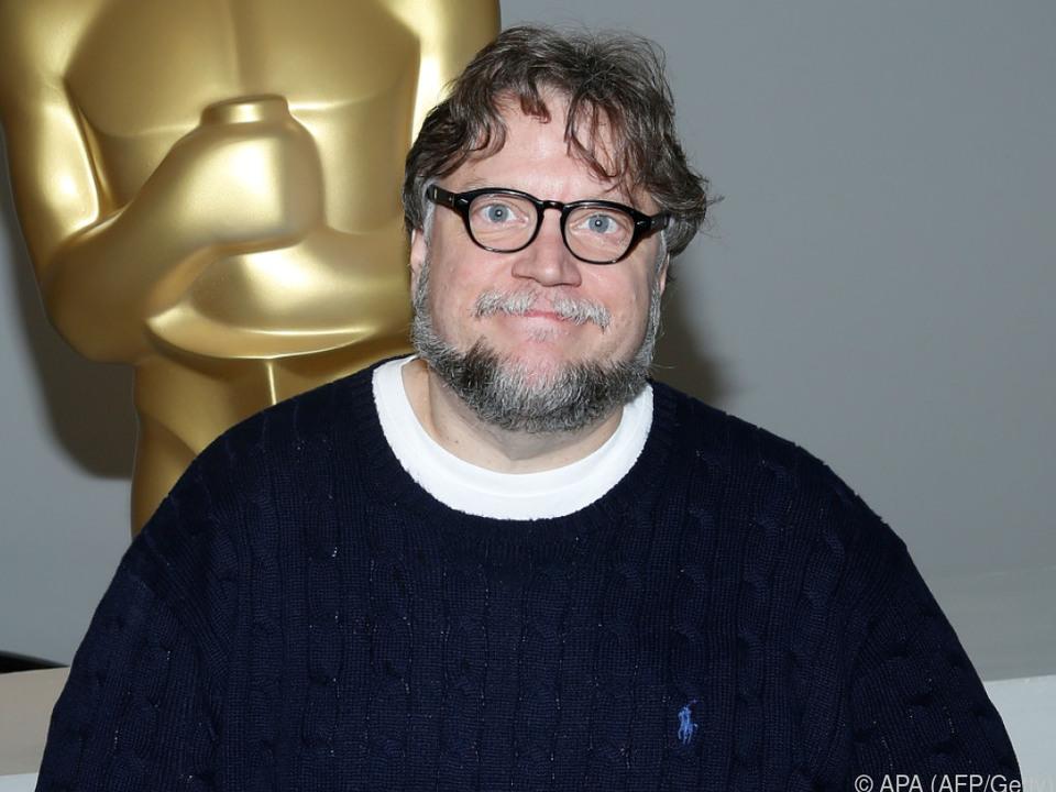 Guillermo del Toro holte mit \
