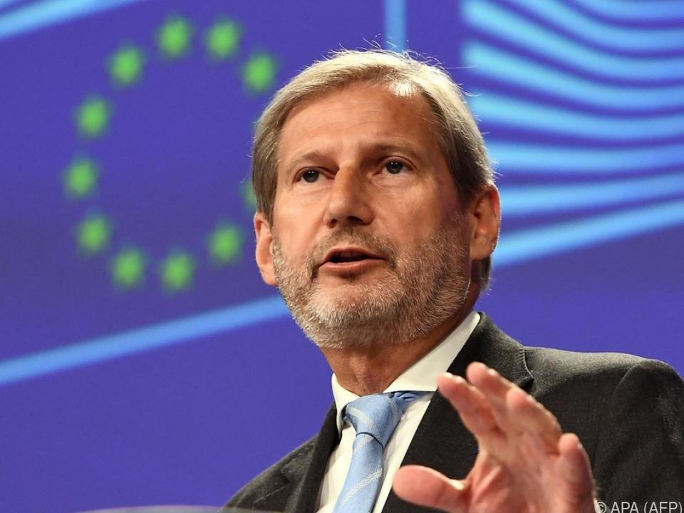 Hahn legt bald die Erweiterungsstrategie der EU vor