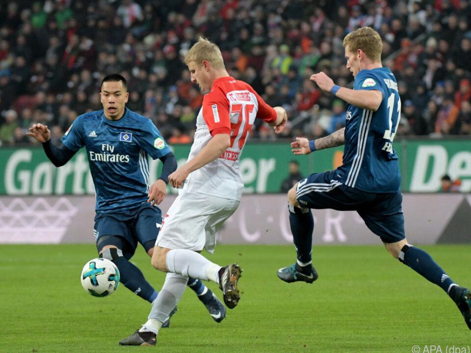 Hinteregger überzeugte beim 1:0 gegen den HSV