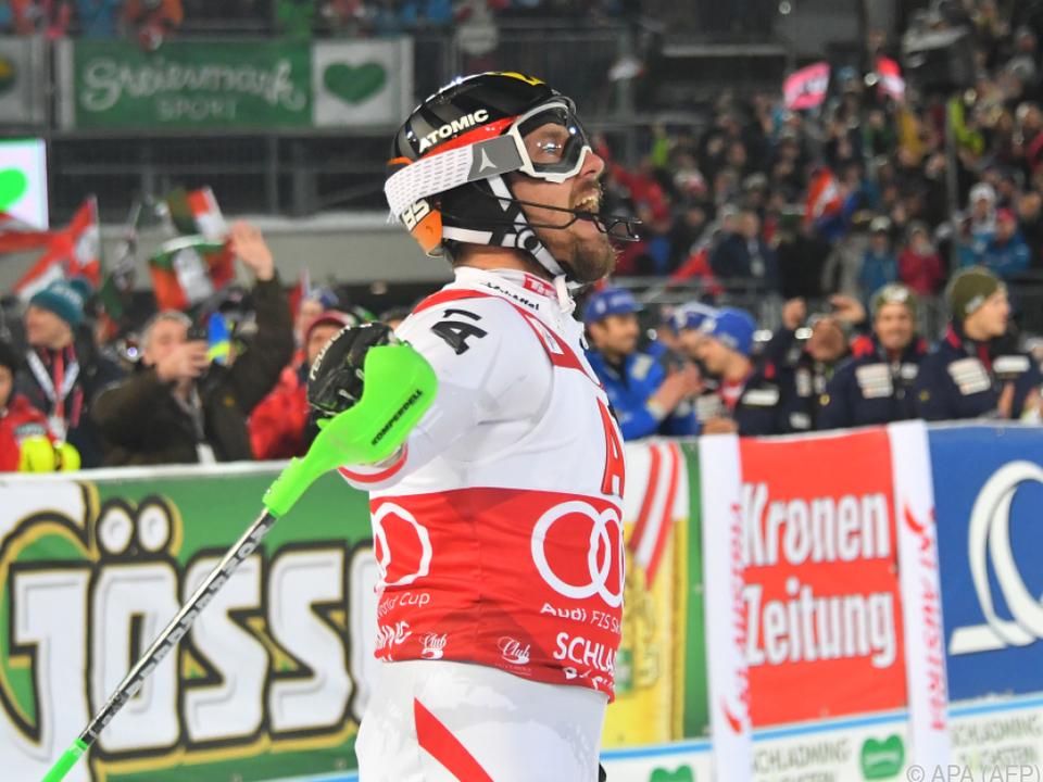 Hirscher will seinen 55. Weltcupsieg