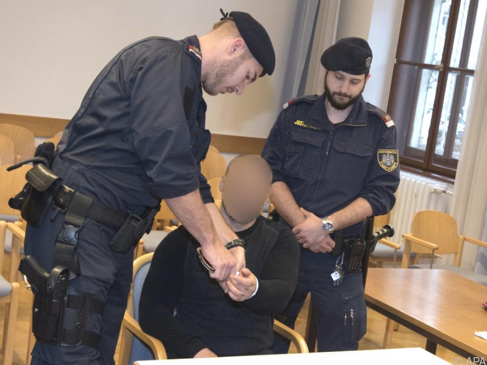 Höchststrafe für 32-jährigen Angeklagten in Graz