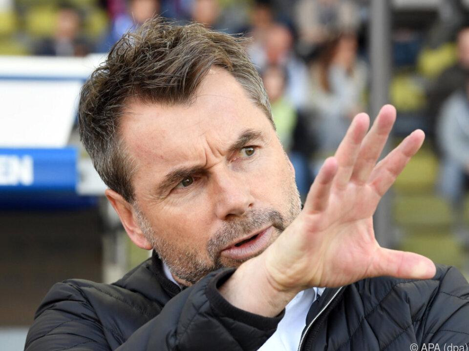 Hollerbach kickte als Aktikver beim HSV
