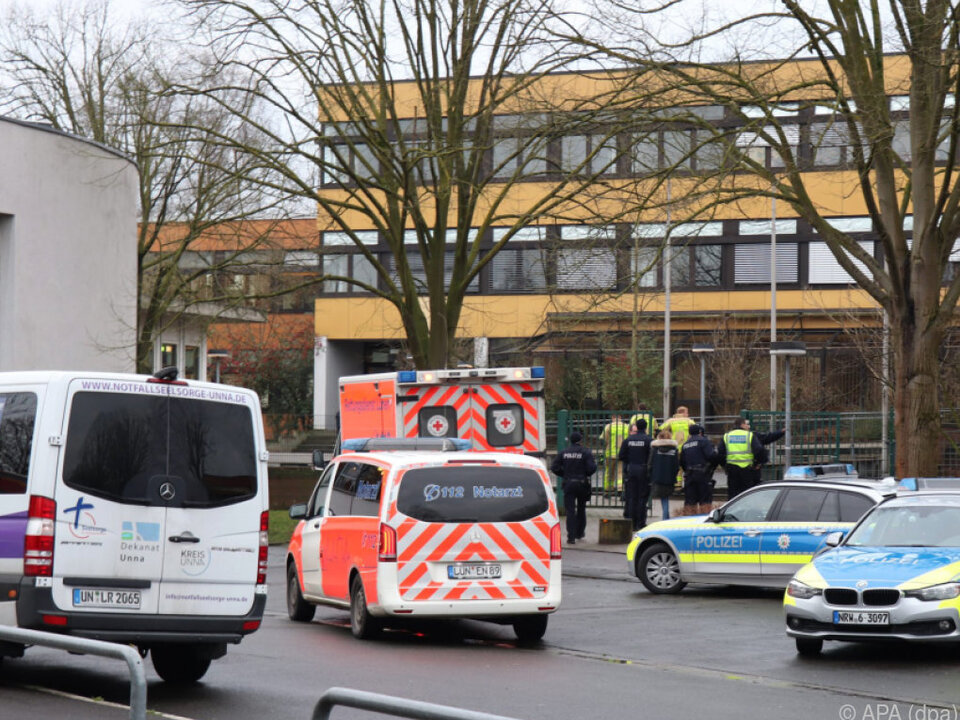 Horrortat an Schule in Lünen