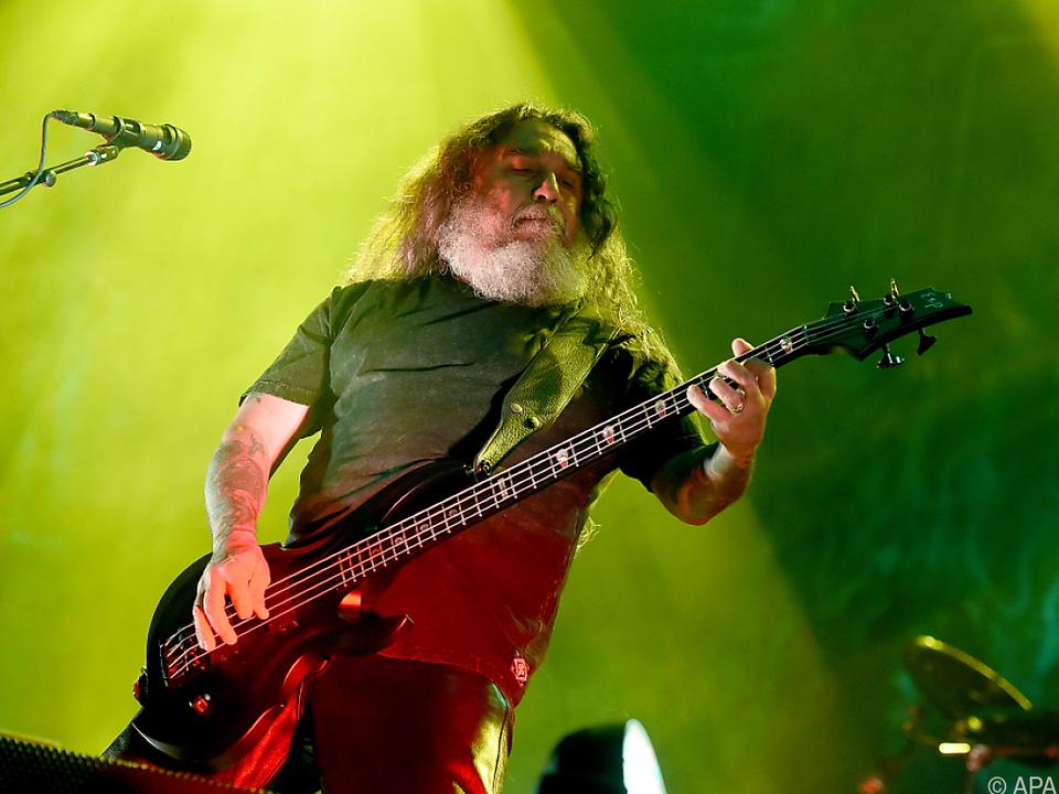 Ihre letzte Tour führt Slayer auch nach Österreich