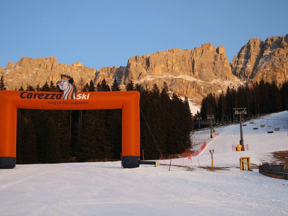 Skitouren Carezza Trophy