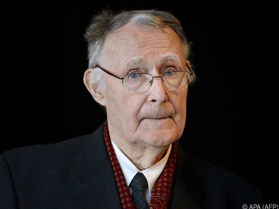 Ingvar Kamprad wurde 91 Jahre alt