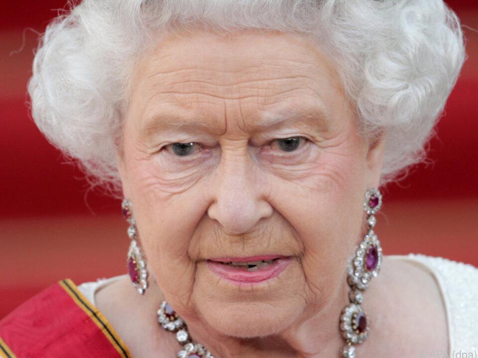 Interviews der Queen sind eine Seltenheit