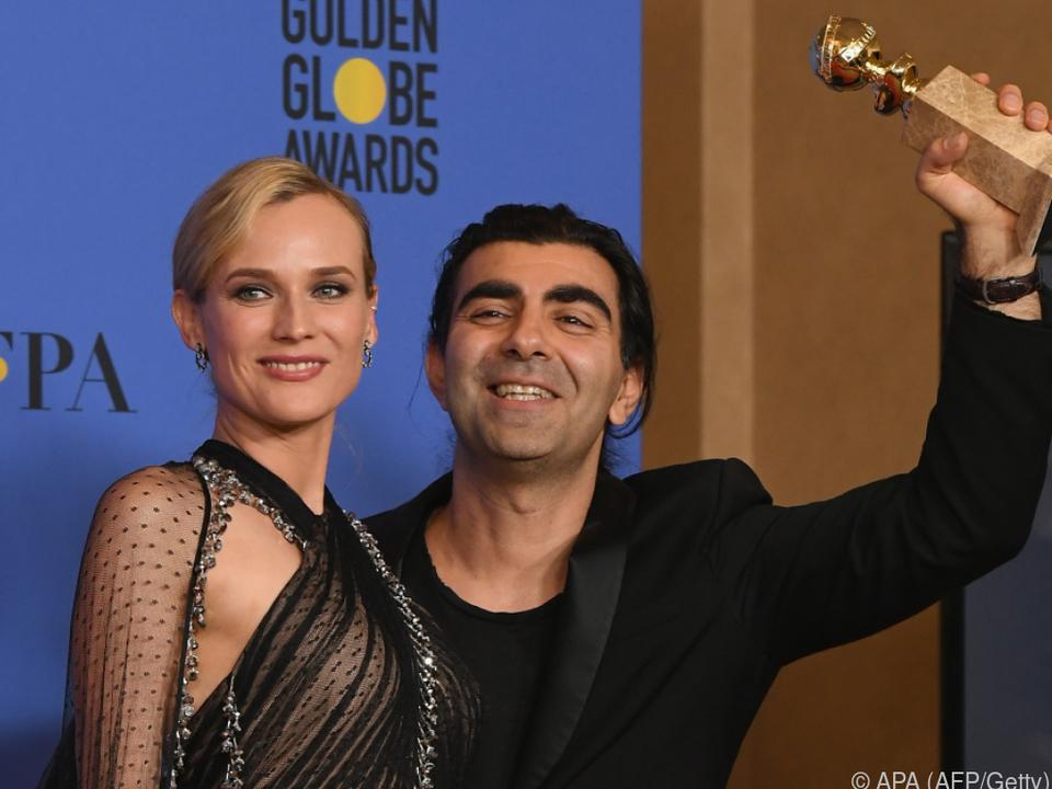 Jubel bei Fatih Akin über die Auszeichnung