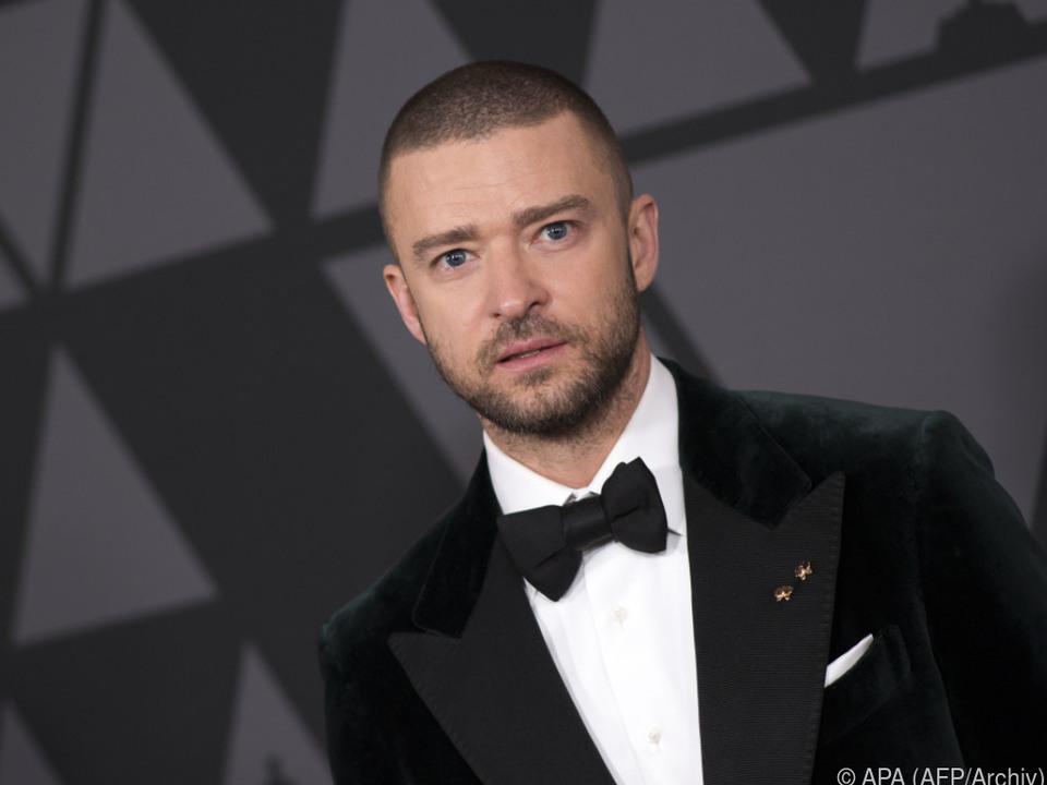 Justin Timberlake veröffentlichte die erste Single seines neuen Albums