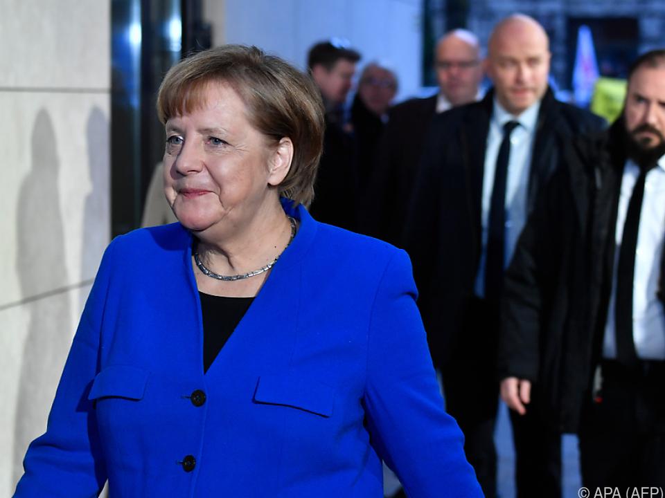 Durchbruch in Berlin: Sondierer für Koalitionsverhandlungen