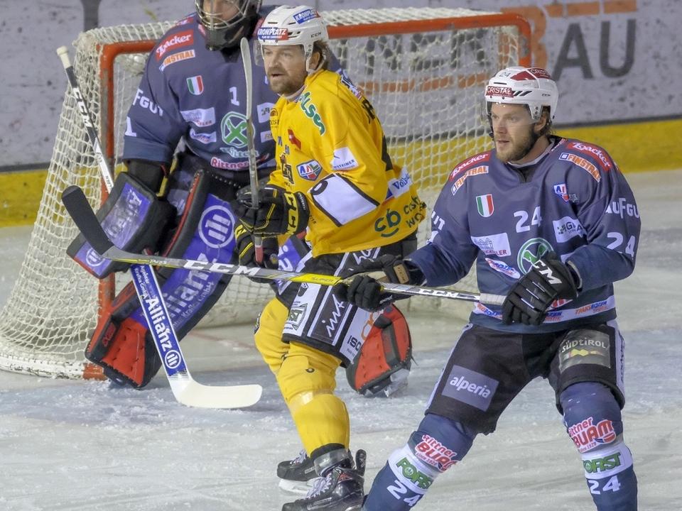 Eishockey Ritten Pustetal