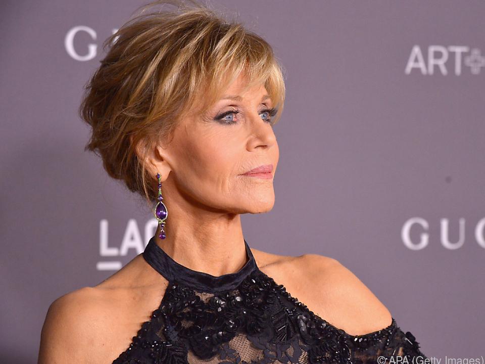 Kommt Jane Fonda zum Wiener Opernball?