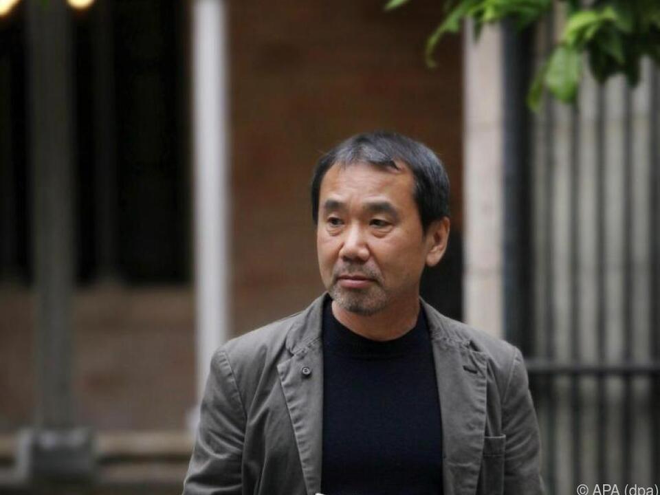Lachen öffnet  die Herzen der Menschen, meint Murakami