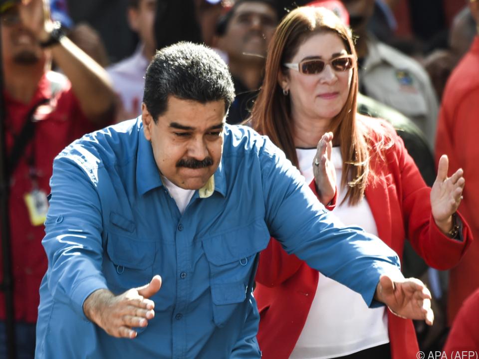 Maduros Wiederwahl rückt immer näher