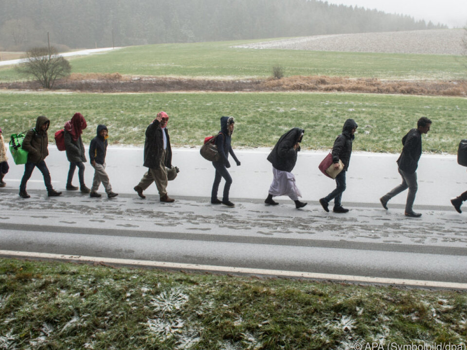 Manche Migranten haben bis zu sieben Identitäten