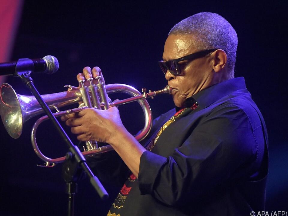 Masekela galt als einer der Pioniere des Afro-Jazz