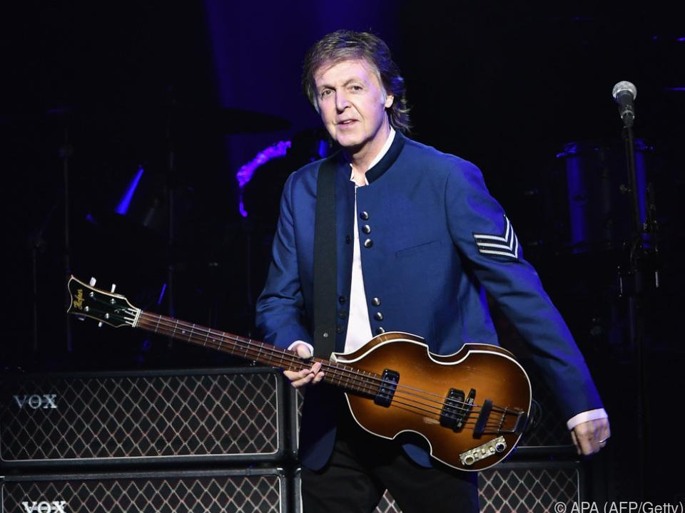 McCartney brachte das Buch 2005 heraus