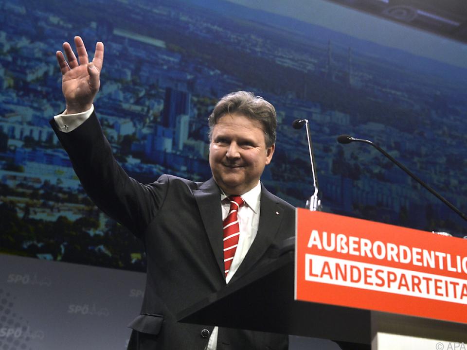 Michael Ludwig Sieger im Kampf und die Häupl-Nachfolge