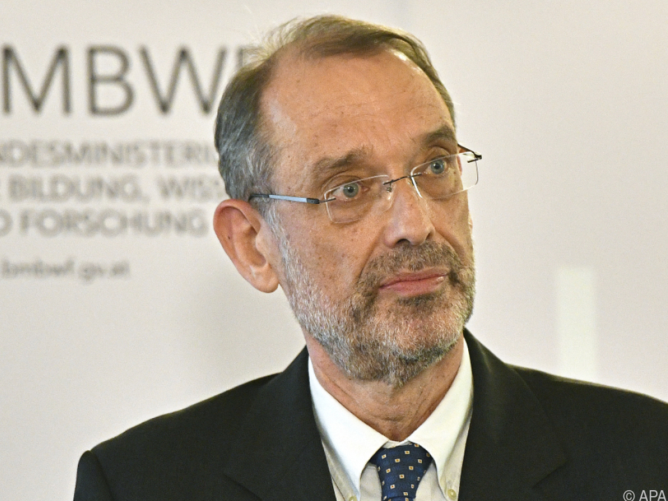 Minister Faßmann will Deutschförderklassen einführen